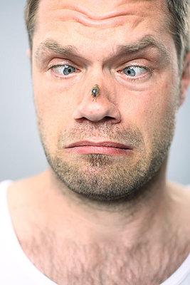 Cross-eyed - p4030571 by Helge Sauber
