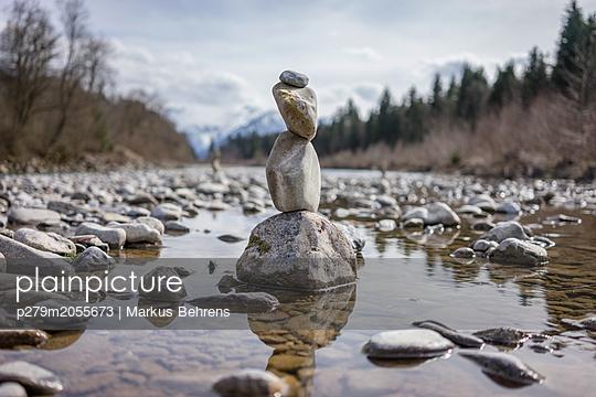 Balance - p279m2055673 von Markus Behrens