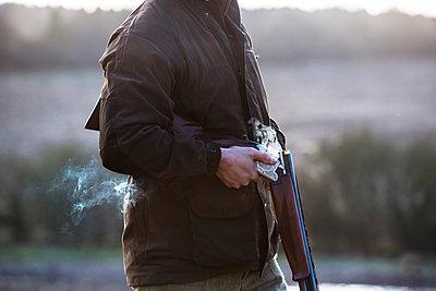 Erster Schuss am Morgen - p1057m1094411 von Stephen Shepherd