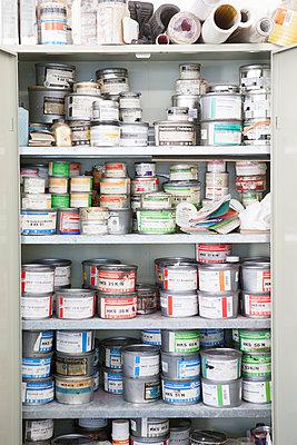 Druckfarbe - p1197m1032533 von Stefan Bungert