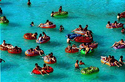 Water park - p1205m1032969 by Daniele Mattioli