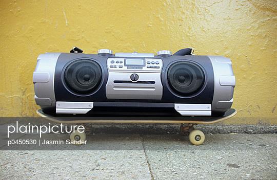 Ghettoblaster - p0450530 von Jasmin Sander