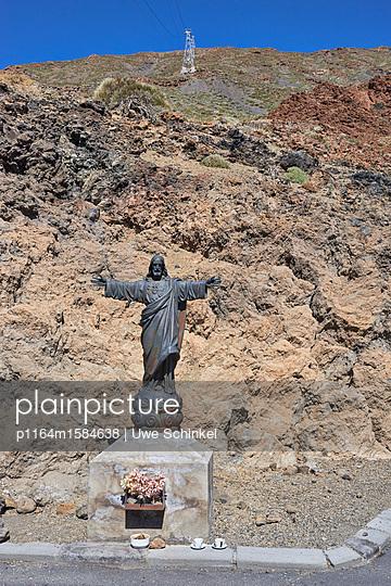 Der Berg Teide - p1164m1584638 von Uwe Schinkel