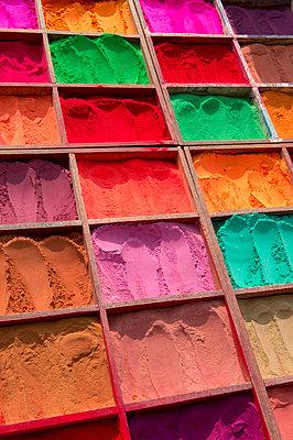 Farb-Pigmente - p949m948599 von Frauke Schumann