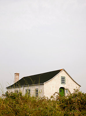Abgelegenes Haus auf Fanö - p382m1591168 von Anna Matzen