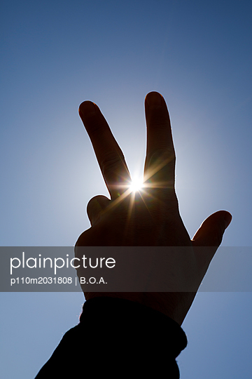 Fingerzeichen - p110m2031808 von B.O.A.