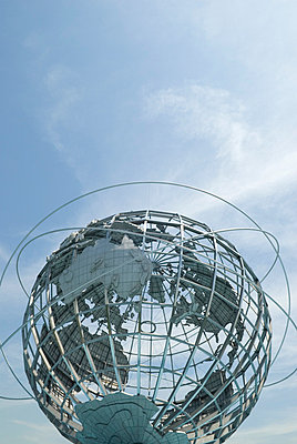 The Unisphere, Flushing Meadows Corona Park, Queens, New York City - p5690130 by Jeff Spielman