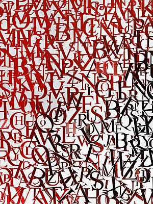 Versalien - p1280m1477487 von Dave Wall