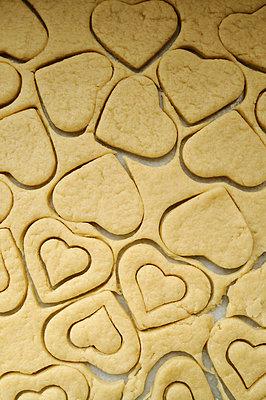 Herzen ausstechen - p6200161 von M.A. Muñoz Pellicer