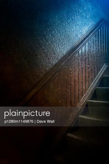 Treppenhaus - p1280m1149876 von Dave Wall