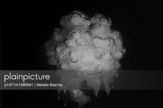 Wasserblasen - p1471m1585941 von Natalia Bazina