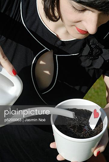 Hoffnung - p5200063 von Jasmin Noé