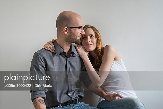 Vertrautes Paar - p305m1000422 von Dirk Morla