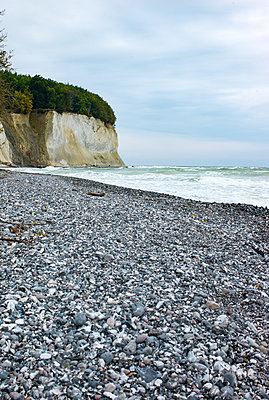 Chalk cliffs of Ruegen - p1053m2020009 by Joern Rynio