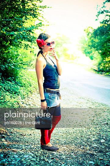 Portrait - p9160078 von the Glint