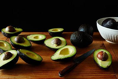 Avocados - p1379m1467778 von James Ransom