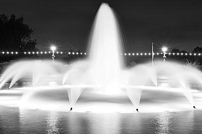 Bea Evenson Fountain, Balboa Park - p1436m1503925 von Joseph S. Giacalone