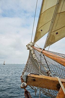 Segelschifffahrt auf der Ostsee - p1198m2063220 von Guenther Schwering