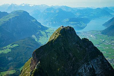 Lake Lucerne - p1203m1071673 by Bernd Schumacher