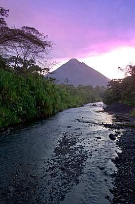 Arenal Volcano - p6510231 by John Coletti photography
