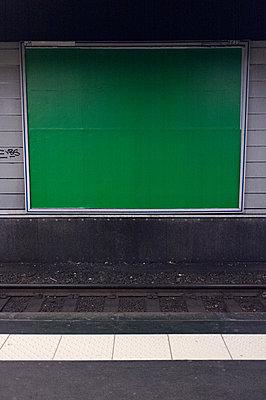 Grüne Werbung - p1096m880027 von Rajkumar Singh