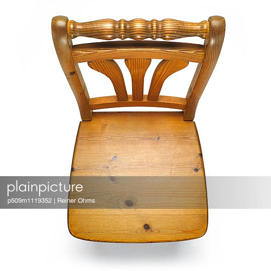 Stuhl - p509m1119352 von Reiner Ohms