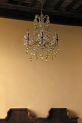 Antikes Schlafzimmer - p470m907471 von Ingrid Michel