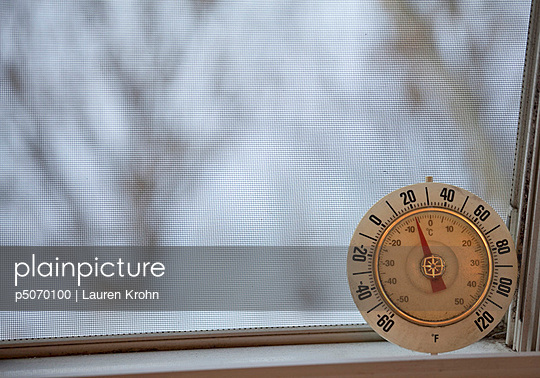 Innenthermometer - p5070100 von Lauren Krohn