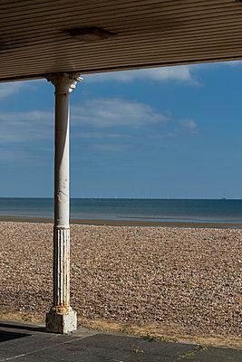 View of the English Channel - p1170m2020150 by Bjanka Kadic