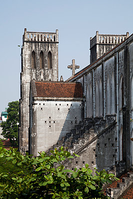 Hanoi, Cathedral - p993m989960 by Sara Foerster