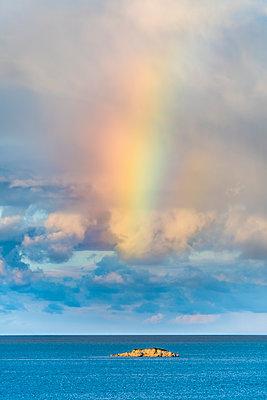 Regenbogen - p488m2057483 von Bias