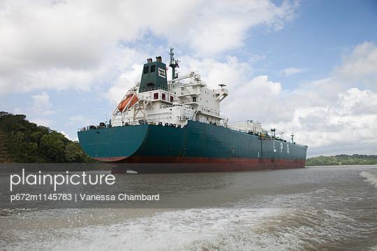 Panamakanal - p672m1145783 von Vanessa Chambard