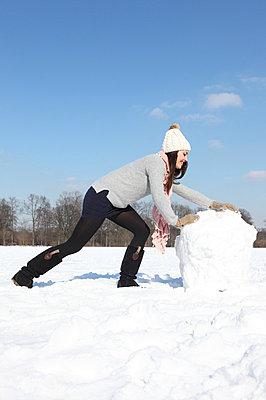 Winter - p045m778710 by Jasmin Sander
