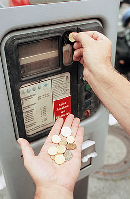 Parkscheinautomat - p3050045 von Dirk Morla