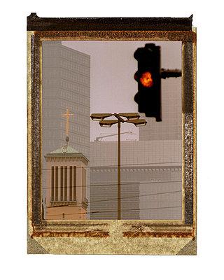 Skyline Frankfurt - p4170085 von Pat Meise
