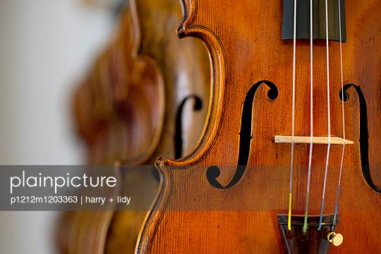 Geigen - p1212m1203363 von harry + lidy