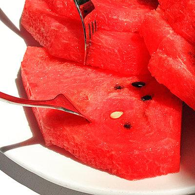 Frische Melone - p1297m2223294 von Nathalie Seroux