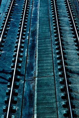 Bahngleise - p248m898695 von BY