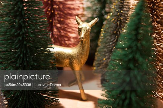 Shy deer - p454m2245338 by Lubitz + Dorner