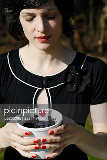 Hoffnung - p5200065 von Jasmin Noé