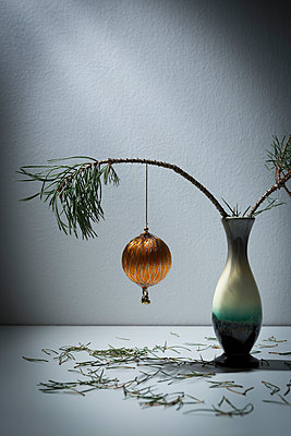 Christmas decoration - p1149m1171016 by Yvonne Röder