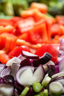 Fresh vegetables - p1418m2109367 by Jan Håkan Dahlström