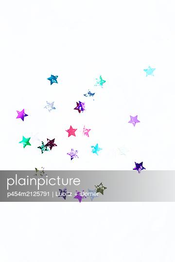Schneesterne - p454m2125791 von Lubitz + Dorner