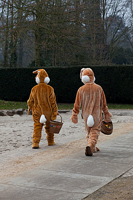Costume party - p304m1077785 by R. Wolf