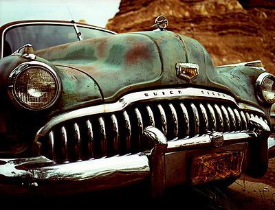 Buick Eight - p1154m1057925 von Tom Hogan