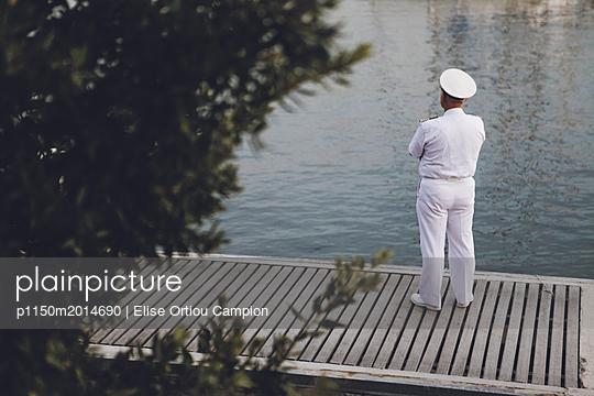 Seemann - p1150m2014690 von Elise Ortiou Campion
