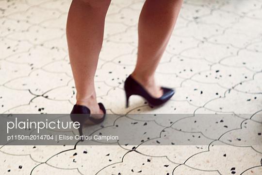 Schwarze Pumps - p1150m2014704 von Elise Ortiou Campion