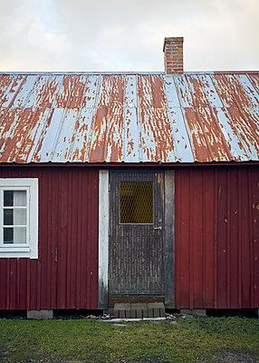 Fischerhütte in Schweden - p1124m1193562 von Willing-Holtz