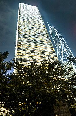 Hongkong bei Nacht - p1202m1061265 von Jörg Schwalfenberg