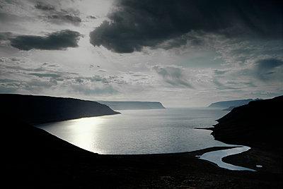 Westfjords, Iceland - p1028m2043856 von Jean Marmeisse